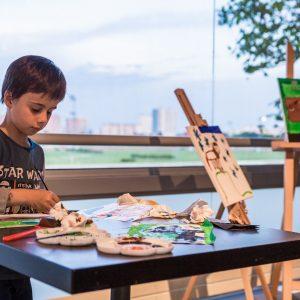 animation atelier créatif enfants