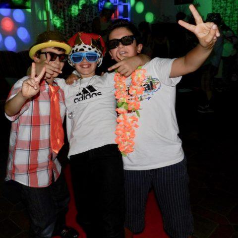 L'anniversaire des ados - Organisation boom, party