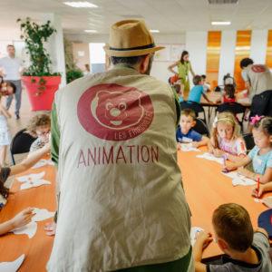 Collectivités animation evenements enfants