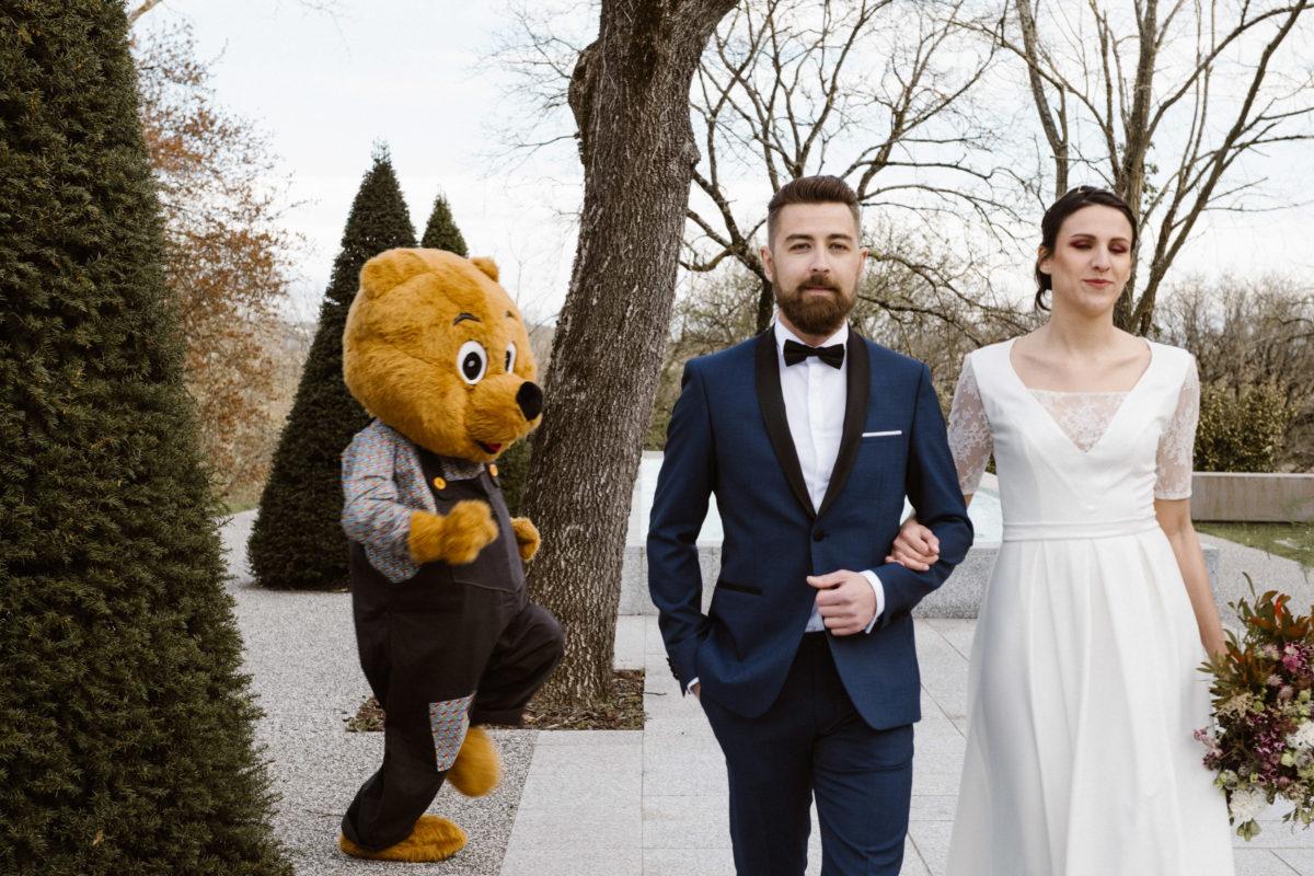 Animation enfant mariage et réception